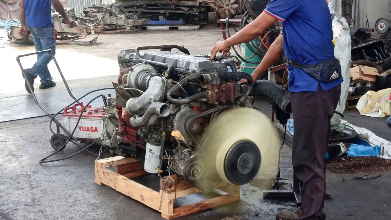 JO8C Turbo intercooler 260 Ps ปรีดๆเลยครับ เข้าชมสินค้าจริงได้ที่ #เซียงกงสระบุรีแก่งคอย