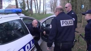 Course poursuite entre des voleurs de voiture et la police à Limoges