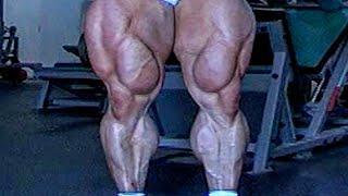 The Best Legs In Bodybuilding - Leg Day Workout