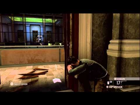 Splinter Cell: Conviction Playthrough Part 4 ~ Mistakes Are Made{Livestreamed}