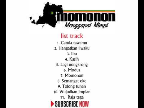 Momonon   Menggapai Mimpi full album 2014
