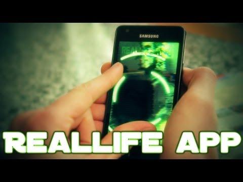 Smartphone Reallife App [Short Film]