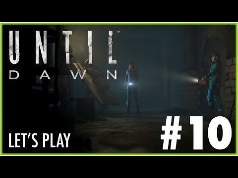 Until Dawn | Let's Play #10 | FINAL | Jota Delgado HD