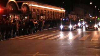 Gumball 3000 in Copenhagen - Arriving at Tivoli