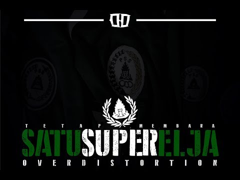 Over Distortion - Satu Super Elja (Official Audio Lyric)