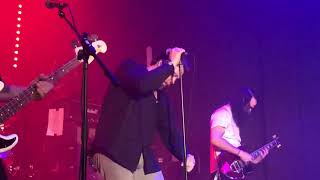 John Garcia and the band of gold - Jim's whiskers - Sala Caracol 25.01.2019 -