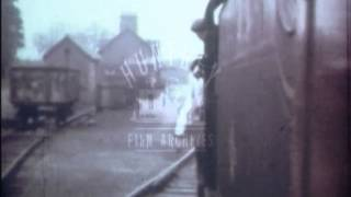 Winchester to Didcot railway, 1960