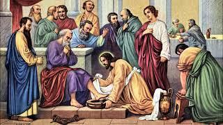 Cha Ta đến không phải để được phục vụ để được hầu hạ, mà là để phục vụ và hầu hạ thế gian.