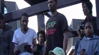 NBUF Trayvon Martin Street Rally