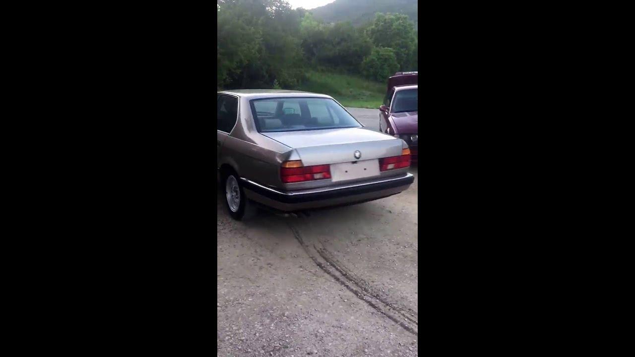 BMW e32 7 series (m51 swap)