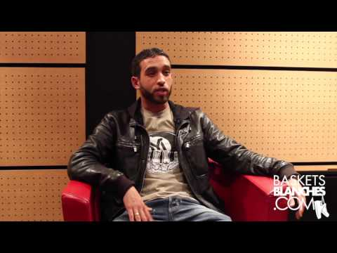 Youtube: Interview Mister You x Baskets Blanches #LePrince