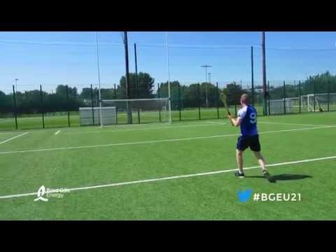 The Crossbar Challenge with Cian O Callaghan