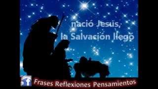 Nació Jesús - Christine D'Clario (letra) thumbnail