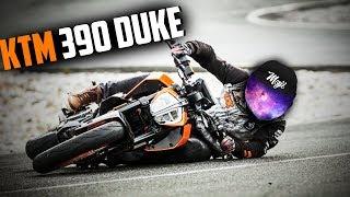 MOJI FÄHRT PROBE! | KTM 390 Duke