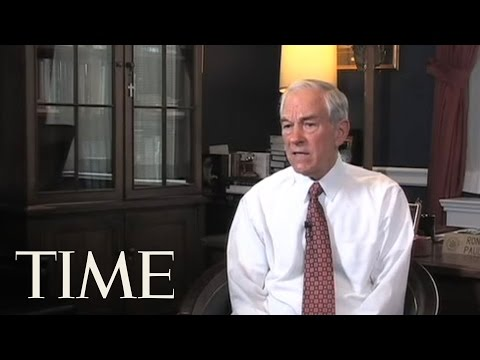 TIME Magazine Interviews: Ron Paul