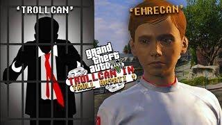 TROLLCAN HAPİSE GİRDİ,EMRECAN GERİ DÖNDÜ ! - TROLLCAN'IN TROLL HAYATI GTA 5 #2