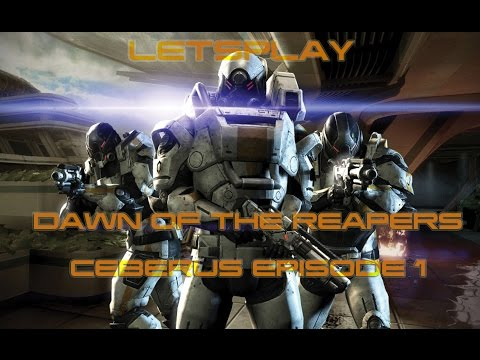 LetsPlay: Dawn Of The Reapers Alpha2.9.0 As Cerberus Episode 1, Expensive Capital ships