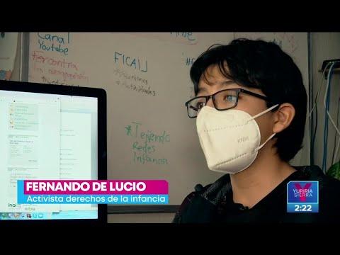 Adolescente de 14 años gana el Premio de la Juventud 2021 | Noticias con Yuriria Sierra