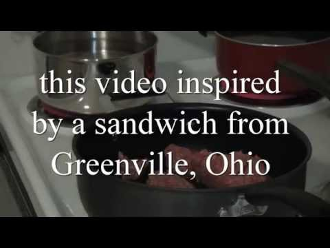 """Make a """"Maid Rite"""" style loose meat sandwich (ground beef) - How to"""