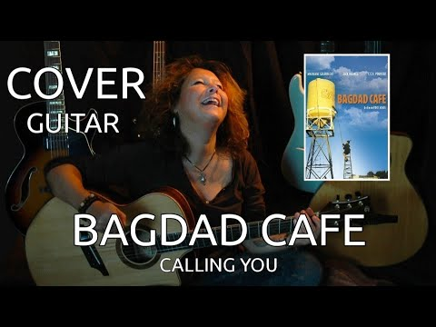 GUITAR ACOUSTIC : BAGDAD CAFE THEME (Calling you)