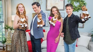 quotWhen Hope Callsquot cast stops by - Home amp Family