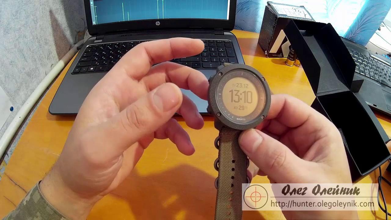 Видеообзор спортивных часов Garmin Fenix 2 - YouTube