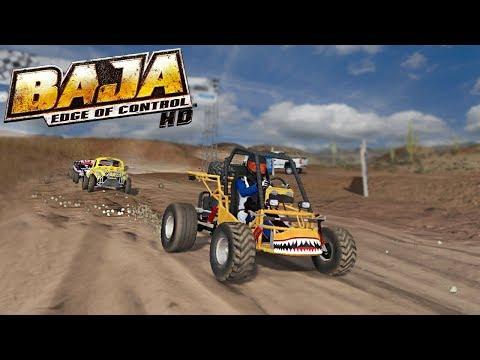 EXTREME GO KART - Baja Edge of Control