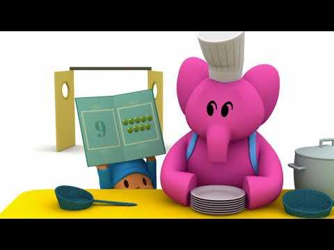 LETS GO POCOYO season 3 | cartoons for children | 60 minutes with Pocoyo! (6)