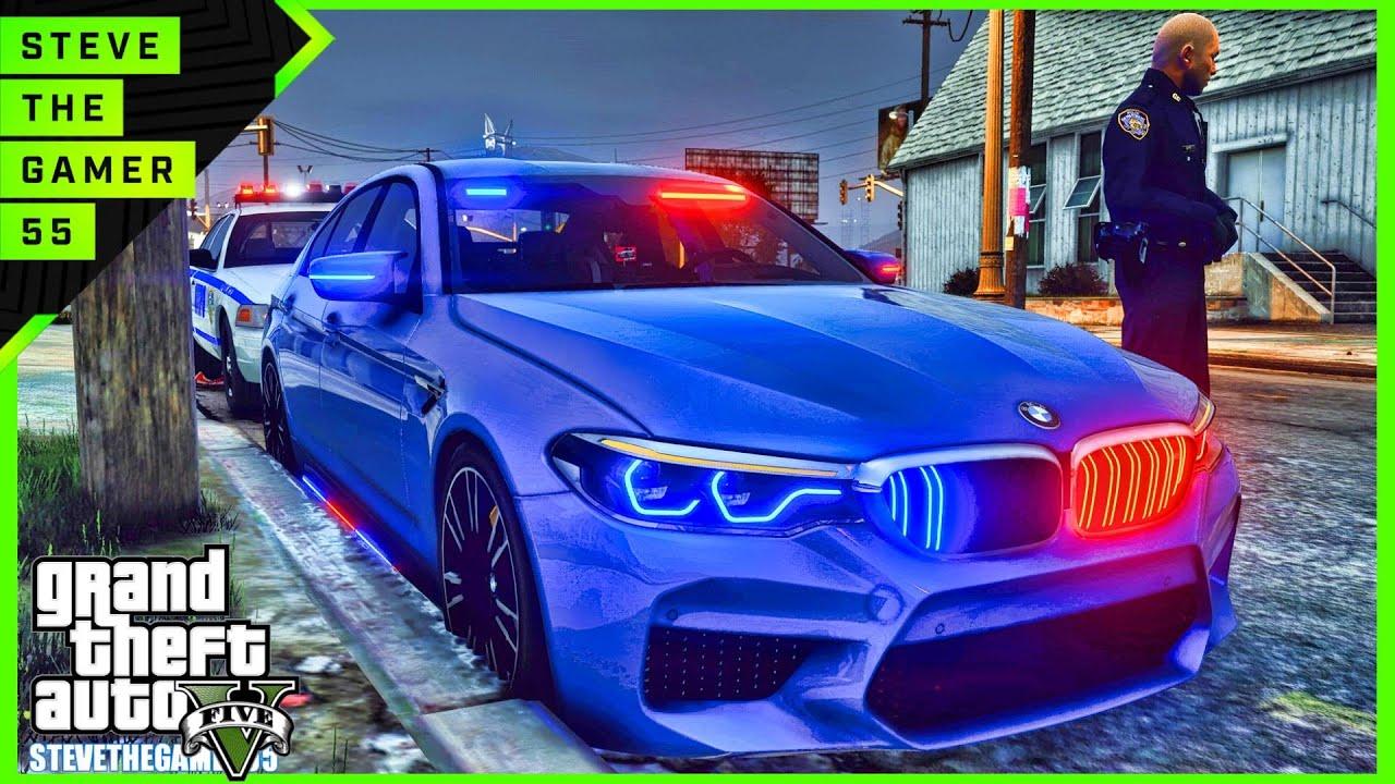 NYPD PATROL City Friday | GTA 5 Lspdfr Mod | GTAV Mods