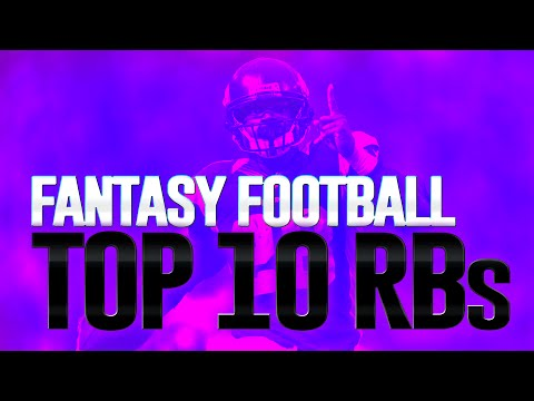 FANTASY FOOTBALL RANKINGS 2014: Ranking the Top 10 Running Backs for the Upcoming NFL Season