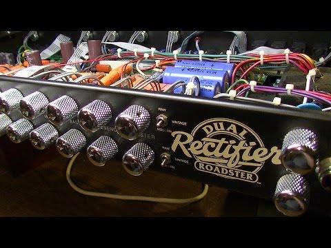 Amp Tech's Worst Nightmare - Mesa Boogie Roadster Repair