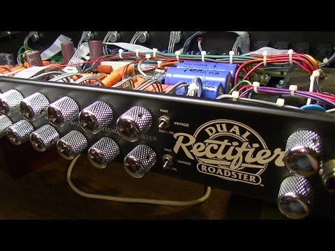 Amp Tech's Worst Nightmare - Mesa Boogie Roadster Repair