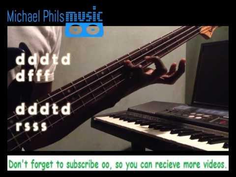 Download Makossa/ Soukous bass line pattern for gospel praise 101