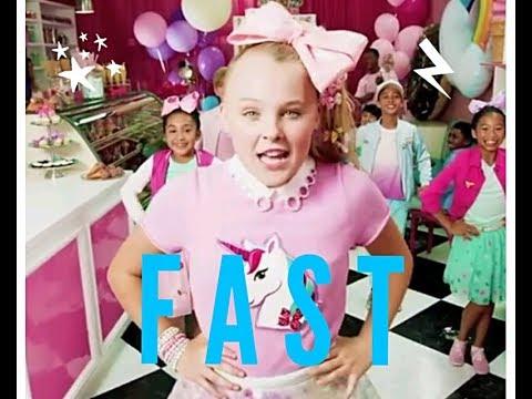FAST | KID IN A CANDY STORE / Jojo Siwa