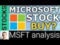 Is Microsoft Stock a Buy? | MSFT Stock Analysis