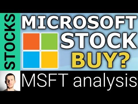 Is Microsoft Stock a Buy?   MSFT Stock Analysis