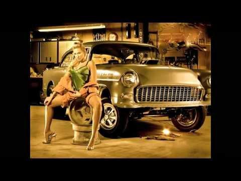 BEST   Hot Rods   Rock a Billy Girls   Music 2011