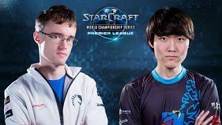 StarCraft 2 - Bunny vs. Hydra (TvZ) - WCS Season 2 Finals 2015 - Group A