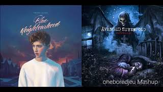 Far Away From SUBURBIA - Troye Sivan vs. Avenged Sevenfold (Mashup)