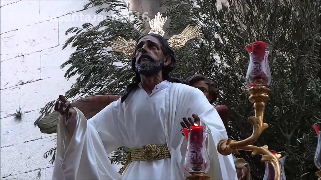 Resultado de imagen de oracion en el huerto de jaen