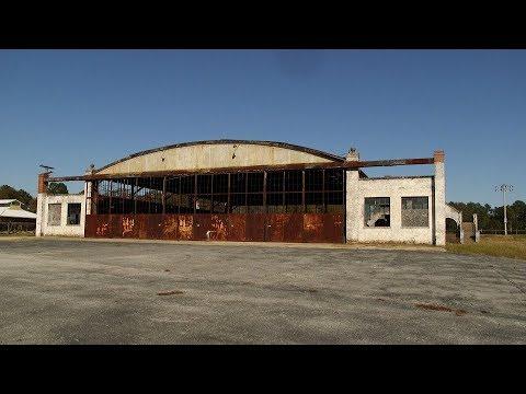 Historic Hangar Gets New Life