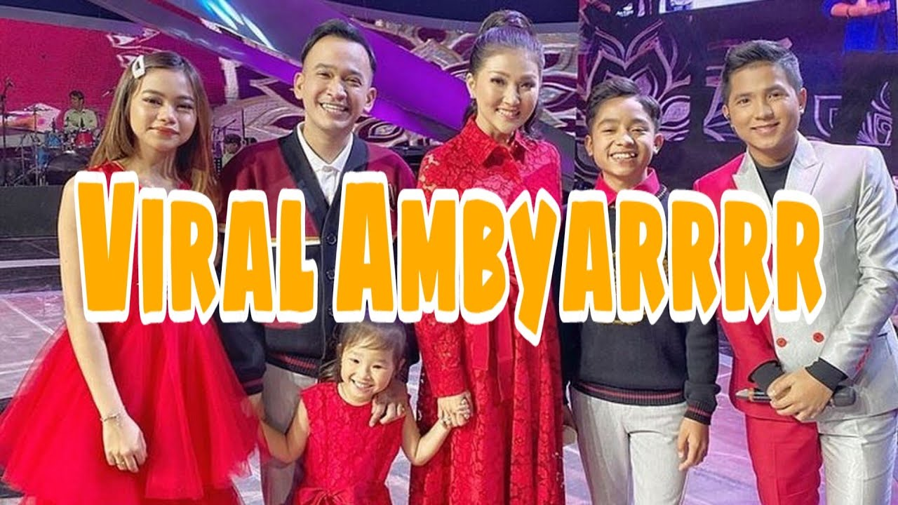 Kliviralambyar Indosiar The Onsu Family Konser Viral Ambyar Youtube