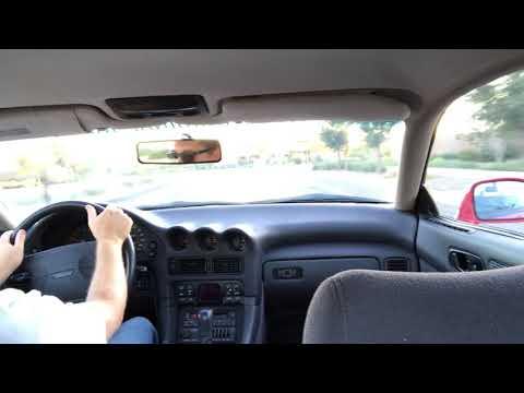 1991 Dodge Stealth RT Test Drive