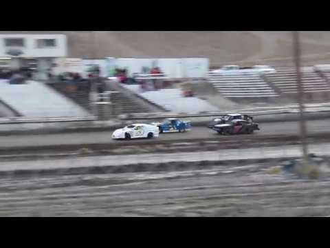 Rattlesnake Raceway 10/6/18 Mod Mini Heat