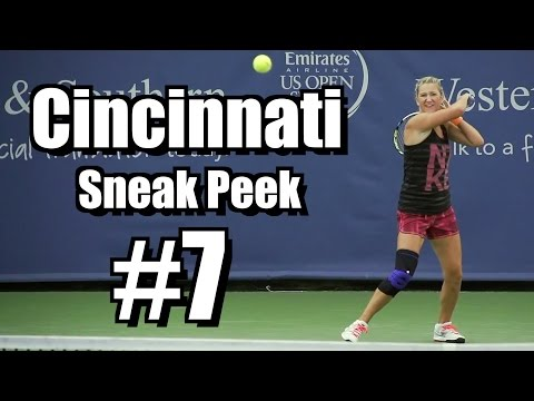 Cincinnati 2014 |  Sneak Peek #7 | Azarenka, Querrey, Tsonga, Venus Williams
