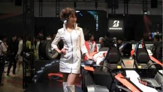 東京オートサロン2012 Bridgestone 滝沢愛里沙さん http://ameblo.jp/mu...