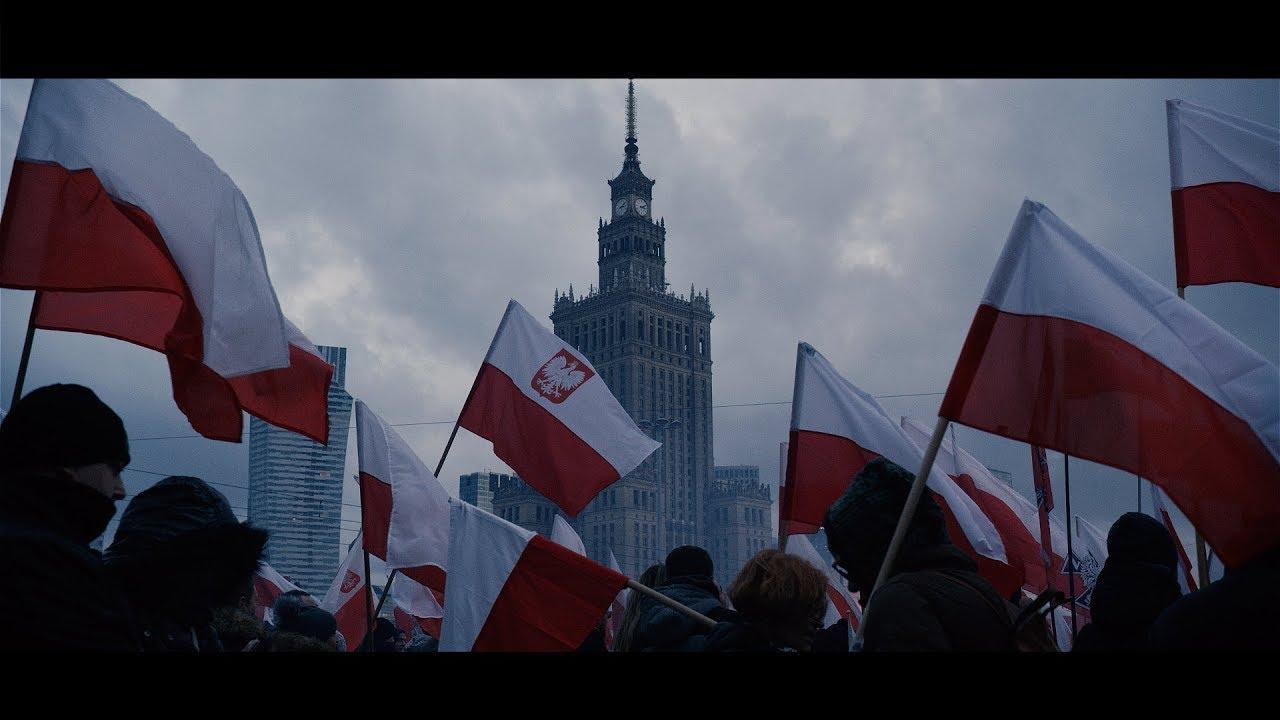 Piotr Fronczewki Recytujący Patriotyczny Wiersz Wisławy