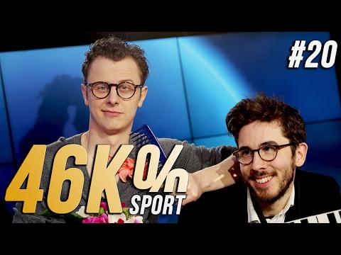 46000% SPORT #20 - St-Valentin (feat. Norman)