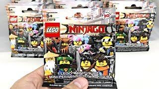 LEGO Ninjago Minifigures - 20 Pack Opening!