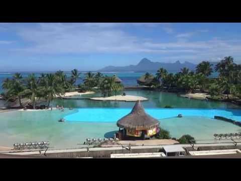isla TAHITI ,intercontinental hotel